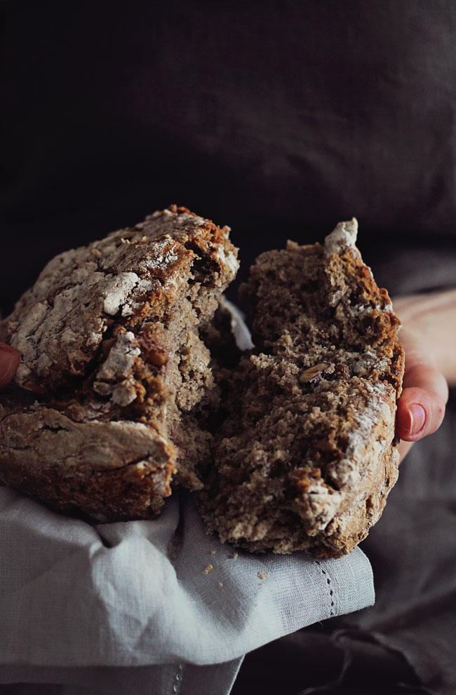 no-knead-buckwheat-bread